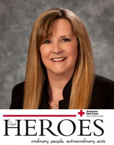 Lisa Caron, COO, Pines Health Services Selected as 2017 Red Cross Real Hero
