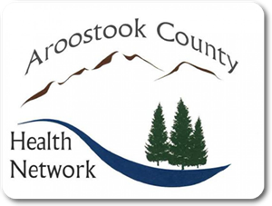 Aroostook County Health Network logo