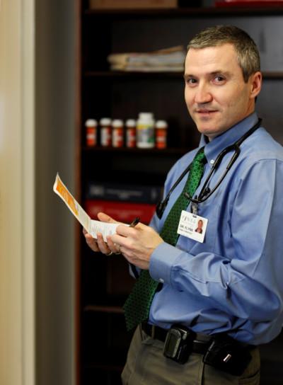 Dr. Carl Flynn, MD