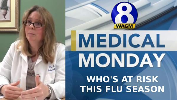 Click here to watch Dr. Dumont talk about the importance of getting your flu vaccine.